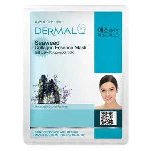 Dermal Korea Seaweed Collagen Essence Sheet Face Mask