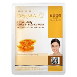 Dermal Royal Jelly Collagen Essence Mask