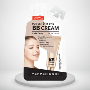 Dermal Yeppen Skin Perfect 6 In One BB Cream SPF 50 Light