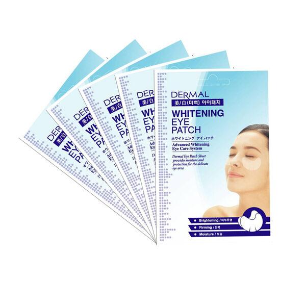 DERMAL Whitening Eye Patch Pack of 5