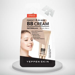 Dermal Yeppen Skin Perfect 6 In One BB Cream SPF 50 Natural