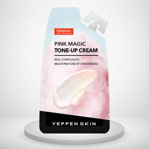 Dermal Yeppen Skin Pink Magic Tone-Up Cream