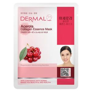 Dermal Korea Acerola Collagen Essence Face Mask