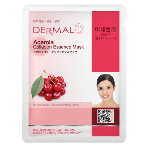 Dermal Korea Acerola Collagen Essence Face Mask