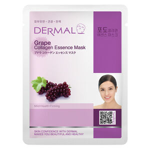 Dermal Korea Grape Collagen Essence Sheet Face Mask