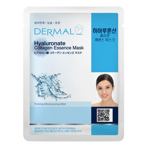 Dermal Korea Hyaluronate Collagen Essence Sheet Face Mask