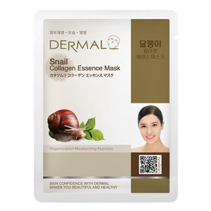 snail collagen essence mask
