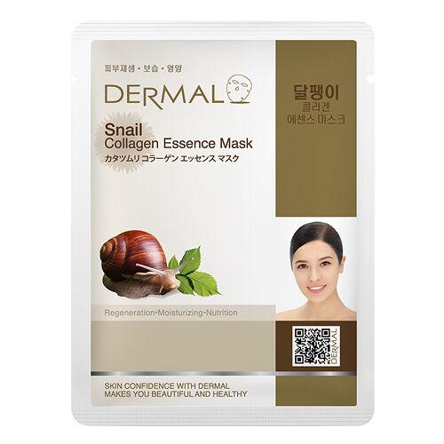 snail collagen essence mask