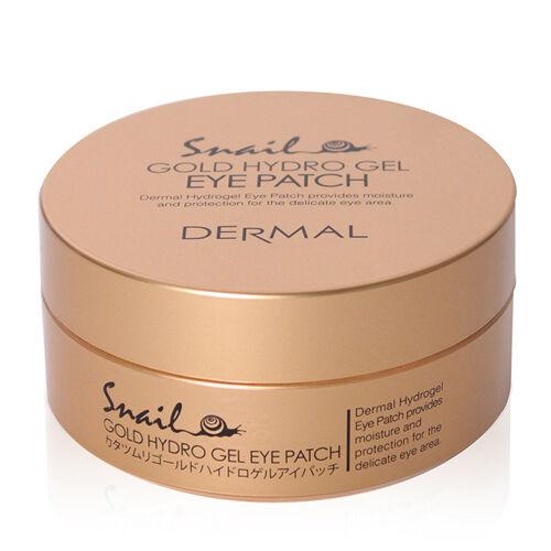 Dermal Snail Gold Hydro Gel Mask Eye Patch (60 Sheets)