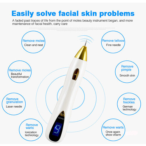 Rechargeable-9-level-Laser-Plasma-Pen-Mole-Dark-Spot-Warts-Freckle-Removal
