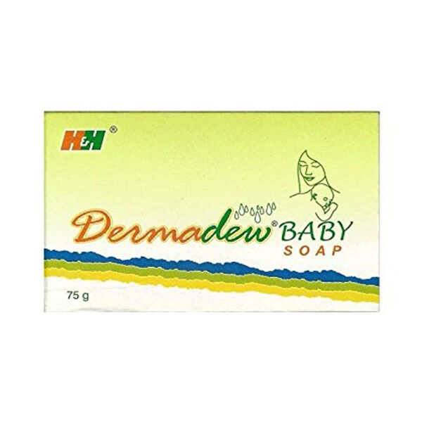 Dermadew Baby Soap