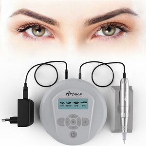 Professional Artmex V6 Permanent Makeup Machine MTS PMU System