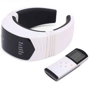 Wireless Remote Control Electric Pulse Neck Massager Health Care