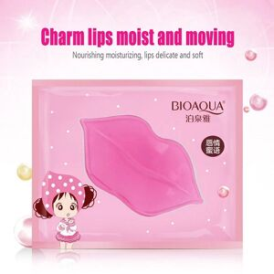 Bioaqua moisturizing collagen crystal Lip Mask