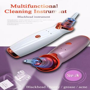 Multi-function Deep Cleansing Pore Blackhead Suction Cleaner