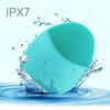 Waterproof Electric Silicone Facial Cleansing Brush Sonic